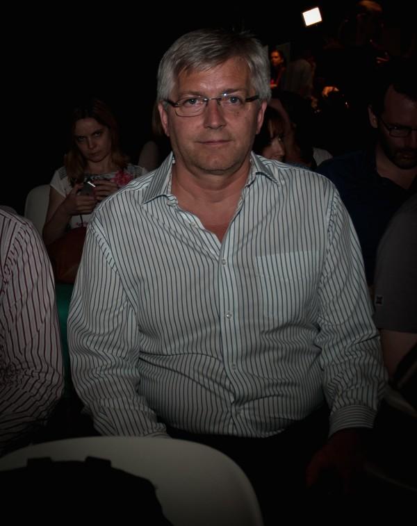 Zástupce ředitele techniky Jaromír Janeček. Foto: Martina Votrubová