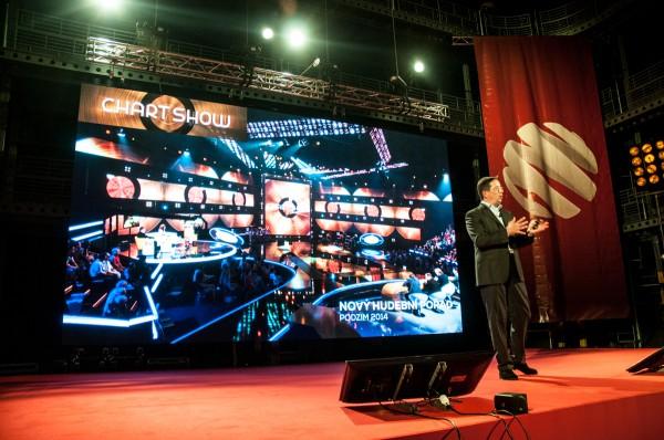 Hudební Chart Show chystá Nova se sesterskou slovenskou televizí Markíza. Foto: Martina Votrubová