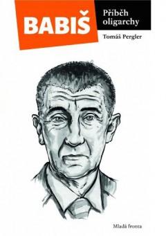 Obálka Perglerovy knihy
