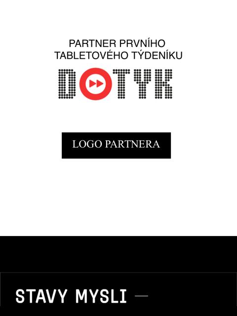Ukázka nového formátu SuperSponzoring v Dotyku: celostránkový inzerát