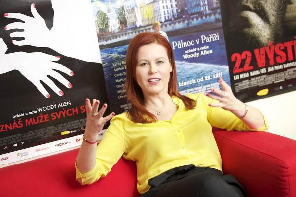 Erika Luzsicza před rokem rozjela vlastní televizní agenturu Axocom