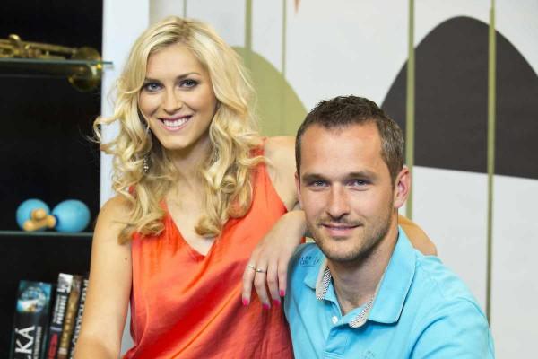 Manželé Zora a Miroslav Hejdovi