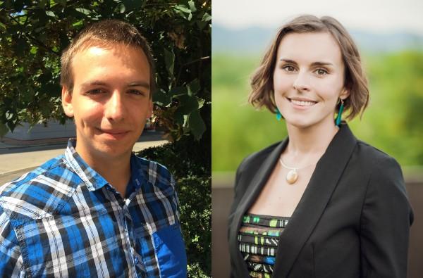 Filip Králík a Mária Sedláková