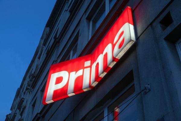 Budova televize Prima na pražské Palmovce. Foto: Profimedia.cz