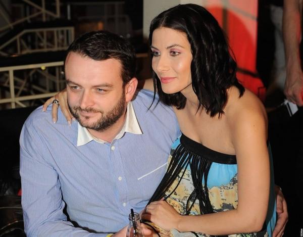 René Decastelo s manželkou Evou, nyní moderátorkou. Foto: iDnes.cz / Profimedia.cz