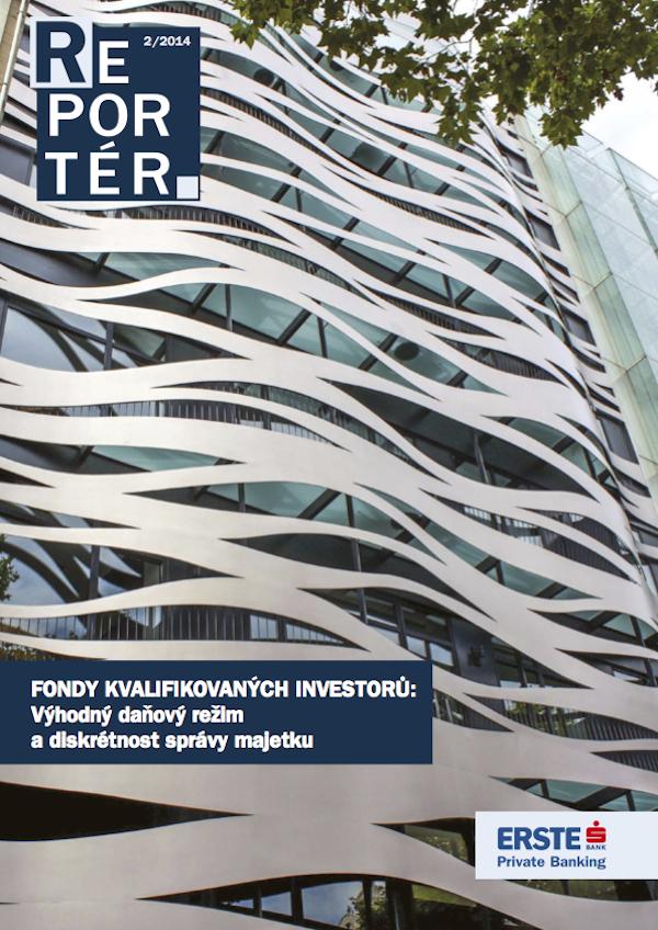Reportér, magazín Erste Private Banking