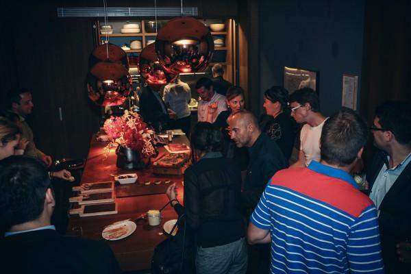 Úvodní, neformální setkání k 2. ročníku Fénixe proběhlo v pražském hotelu Emblem
