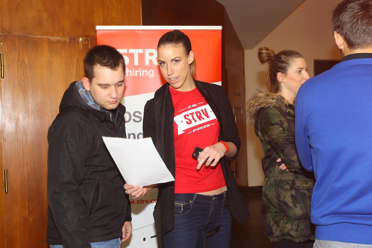 Studio Strv provádělo nábor. Foto: Tomáš Pánek