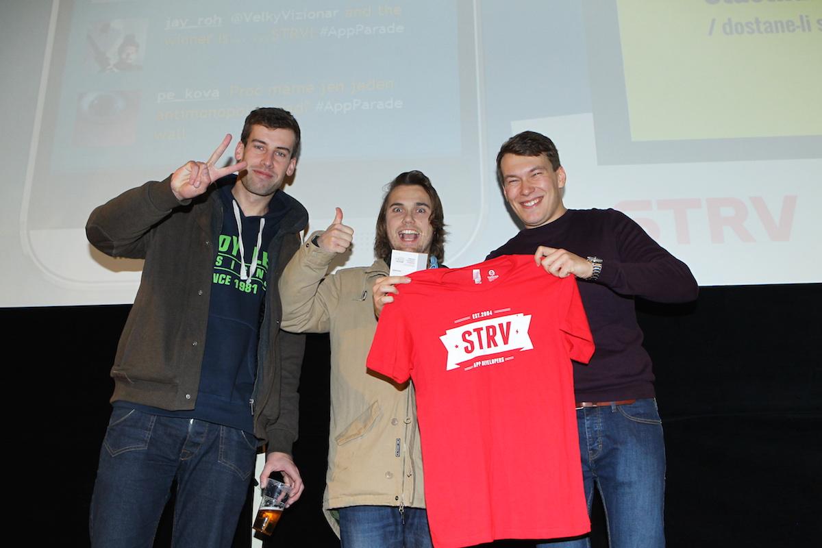 BarBox Yana Renelta a Davida Kratochvíla nejvíc zaujal vývojáře ze Strv. Foto: Tomáš Pánek