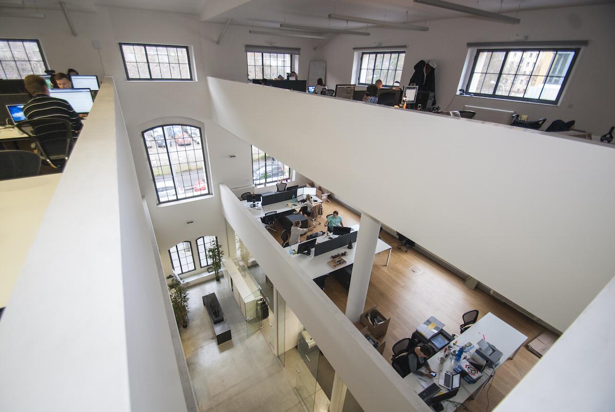 Nové sídlo agentury Concept One