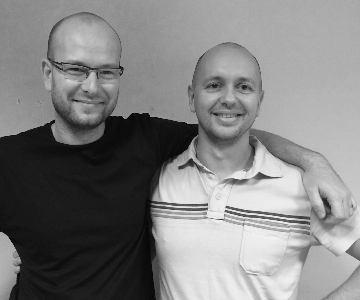 Miroslav Lizec a Darko Silajdžić. Foto: DDB