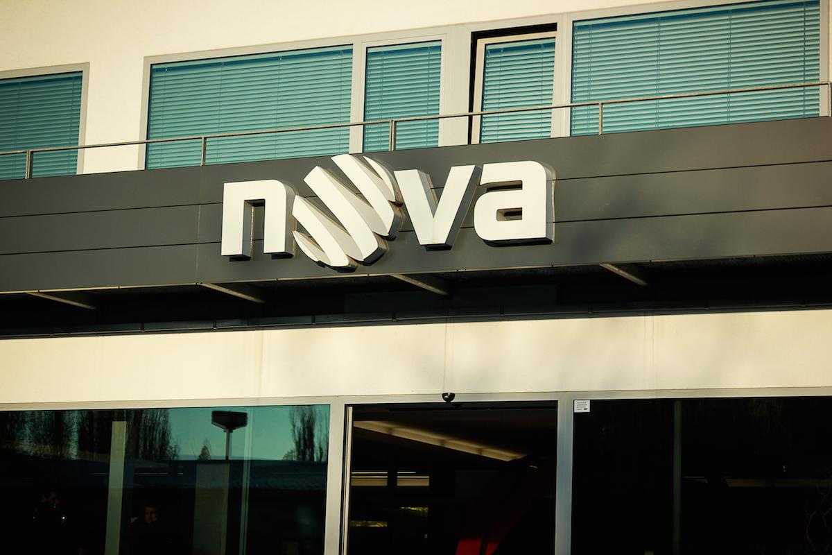 Sídlo televize Nova. Foto: Martina Votrubová