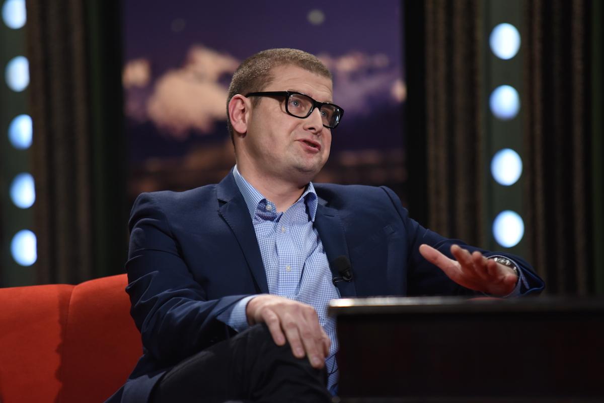 Jindřich Šídlo v Show Jana Krause. Foto: TV Prima