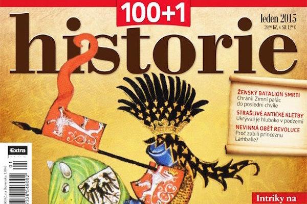 Místo Otazníků historie přijde 100+1 historie