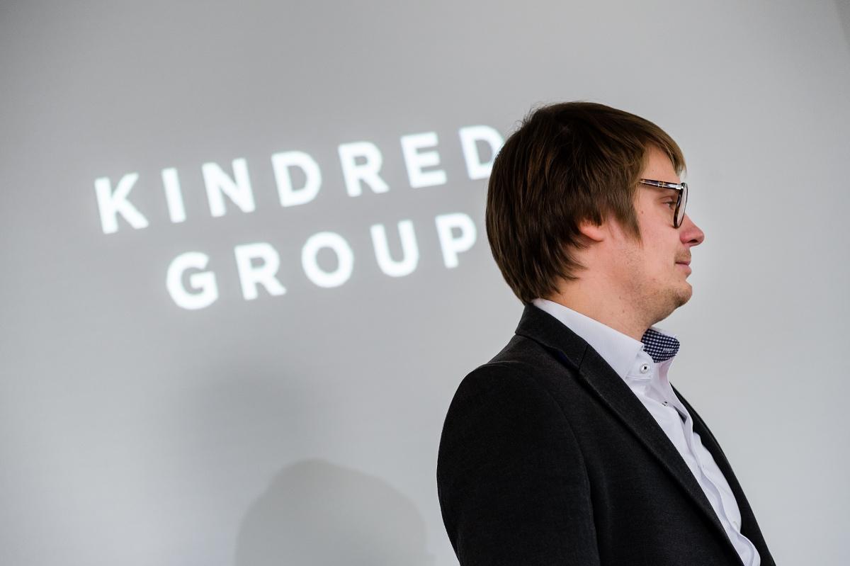 Michal Nýdrle, hlava Kindred Group
