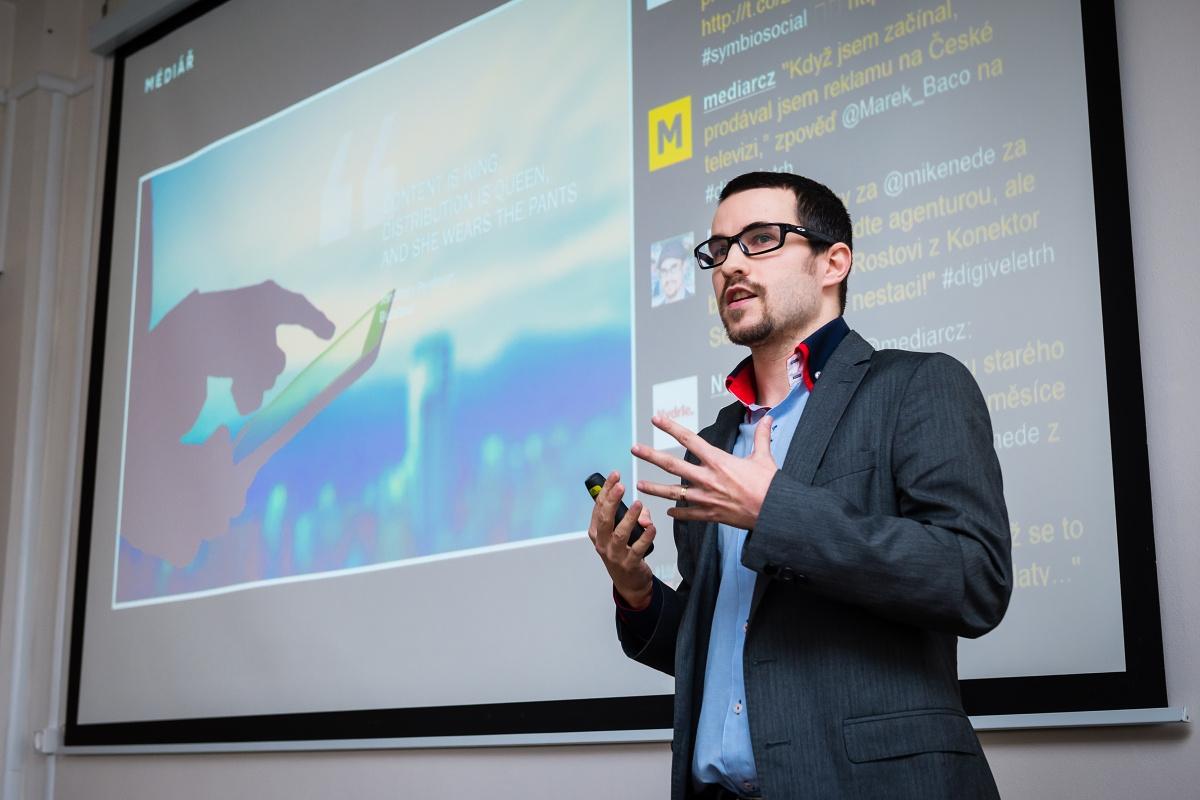 Marek Bačo z MBA neboli MediaCom Beyond Advertising