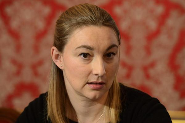 Kateřina Kalistová. Foto: ČTK/Kamaryt Michal