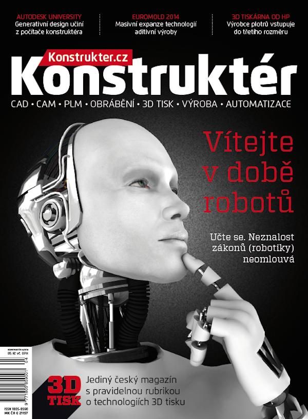 Časopis Konstruktér