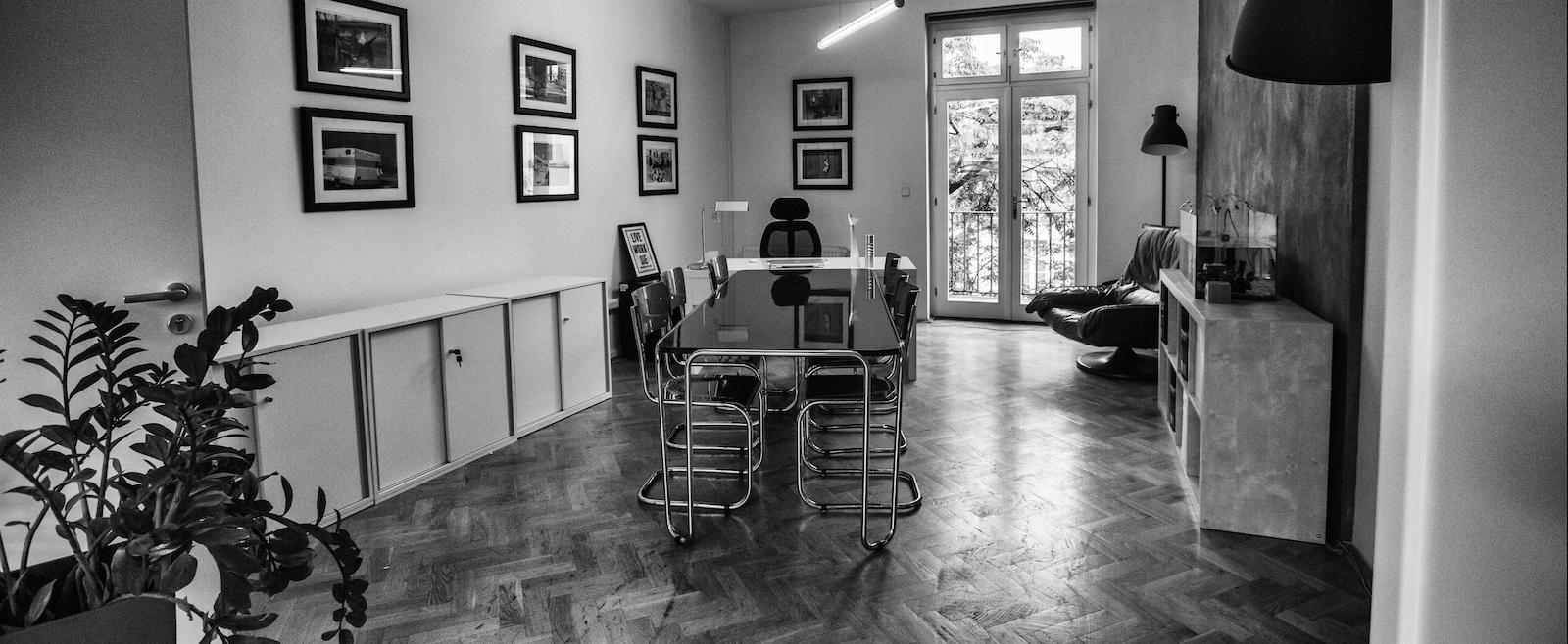 Pražské kanceláře agentury Made by Vaculik