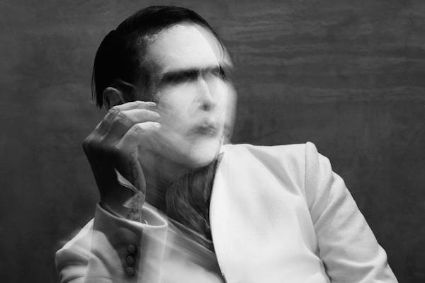 Do české hitparády vtrhl Marilyn Manson
