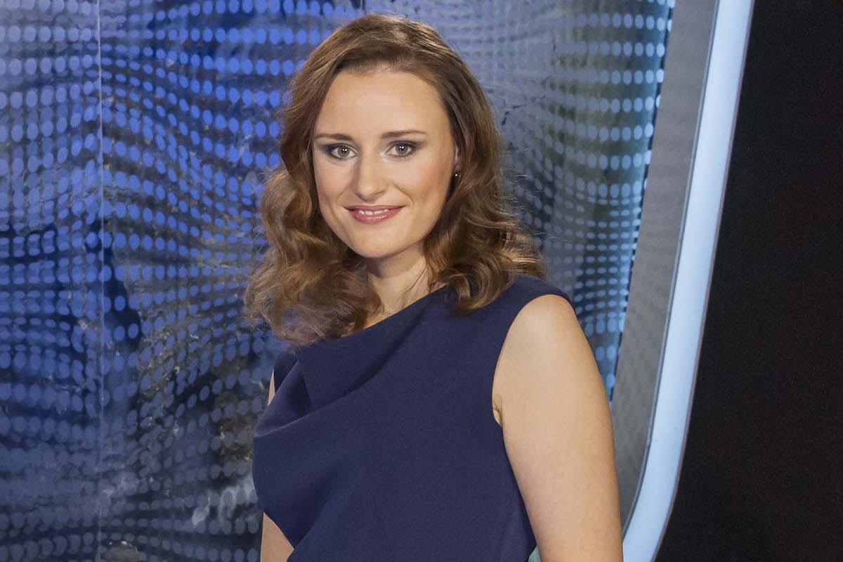 Petra Květová Pšeničná. Foto: TV Barrandov