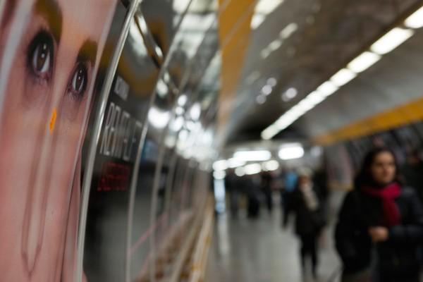 Dopravní podnik tendruje citylighty v metru