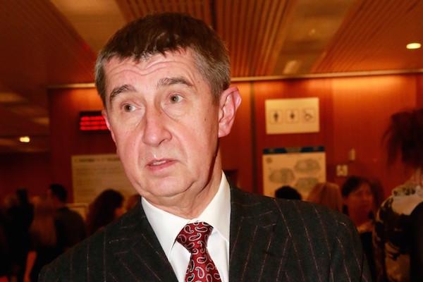 Andrej Babiš. Foto: Profimedia.cz