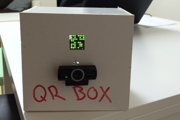 První hackathon Slevomatu přinesl QR Box