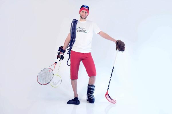 Startuje crowdfundingový Sportstarter.cz