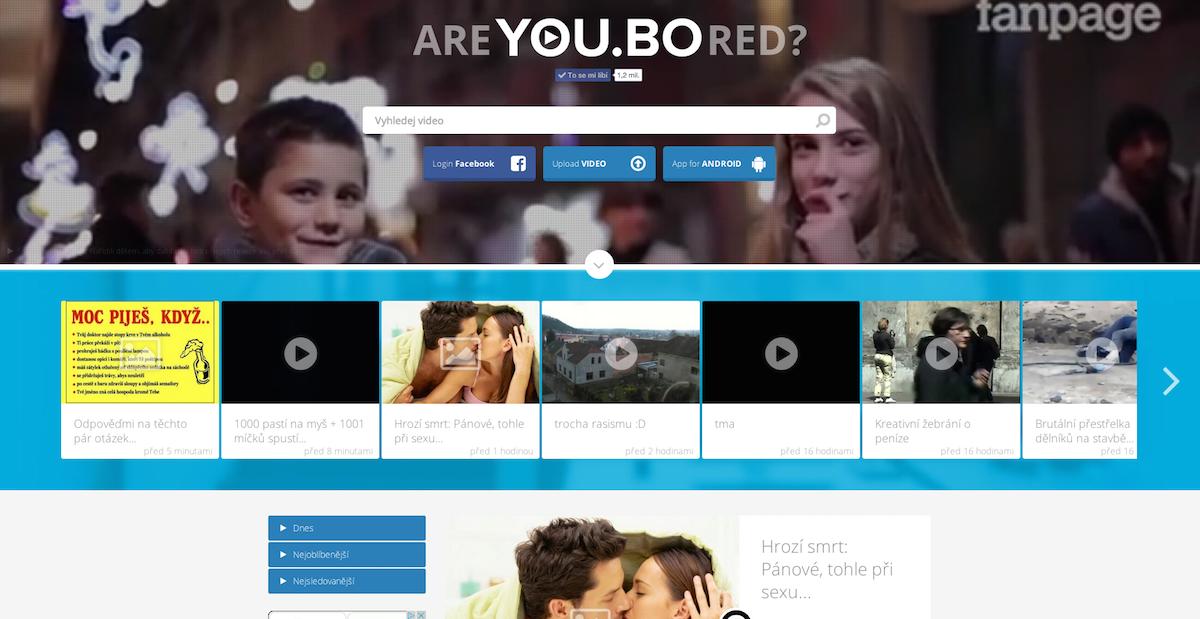 Videoplatforma You.bo