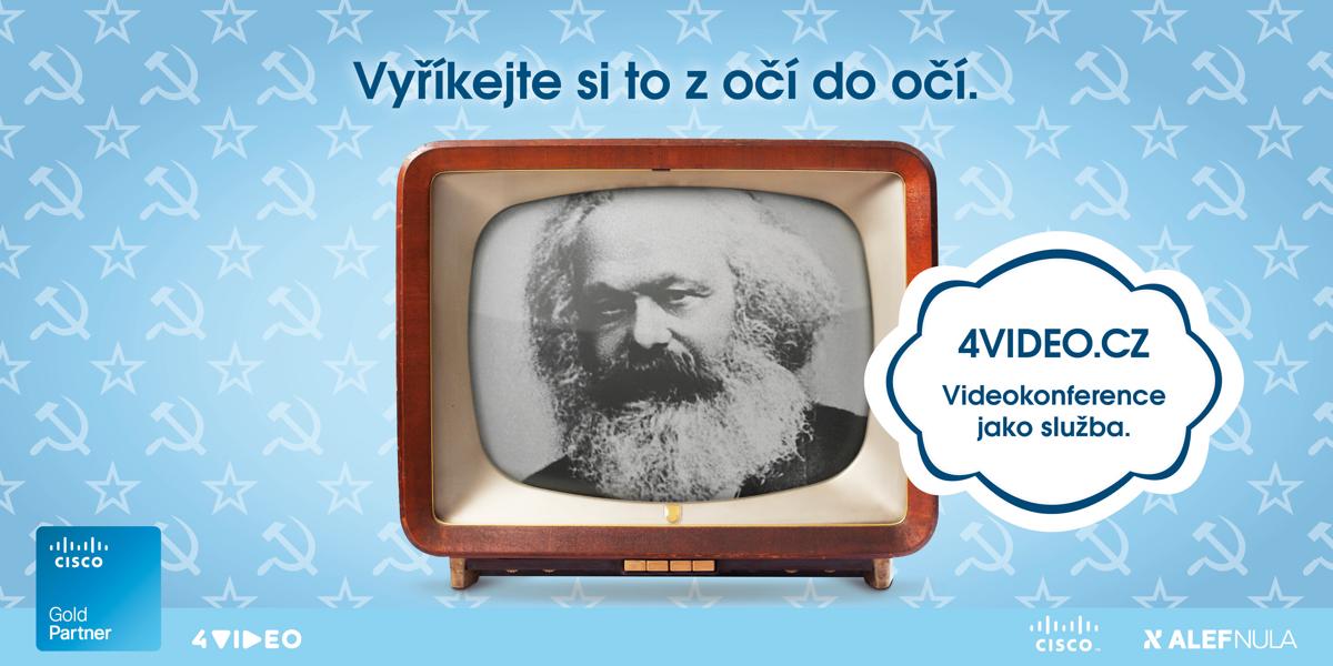 Karl Marx v kampani 4video