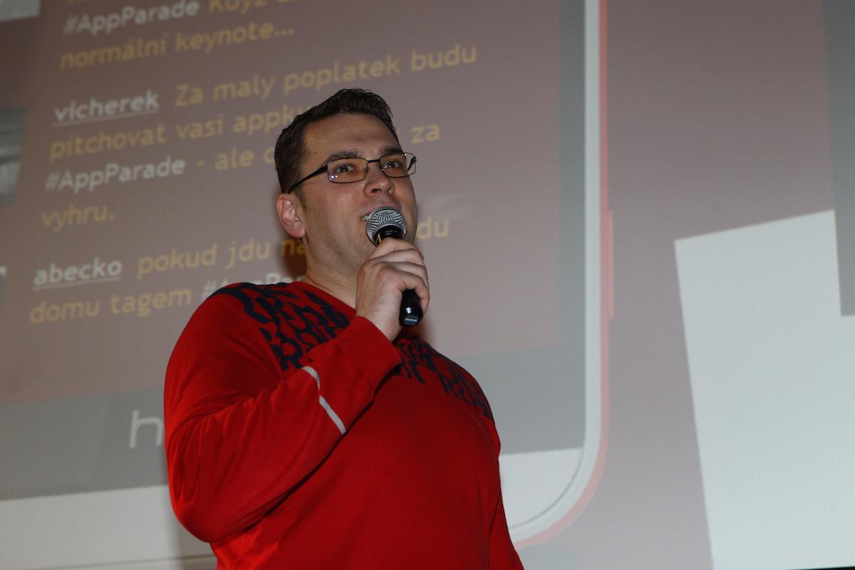 Zbyněk Pytloun uvedl Lockeys Game. Foto: Tomáš Pánek