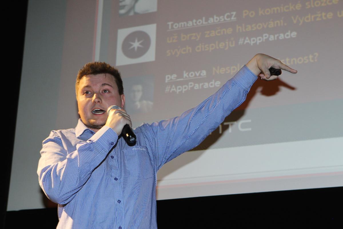 Lukáš Jezný. Foto: Tomáš Pánek