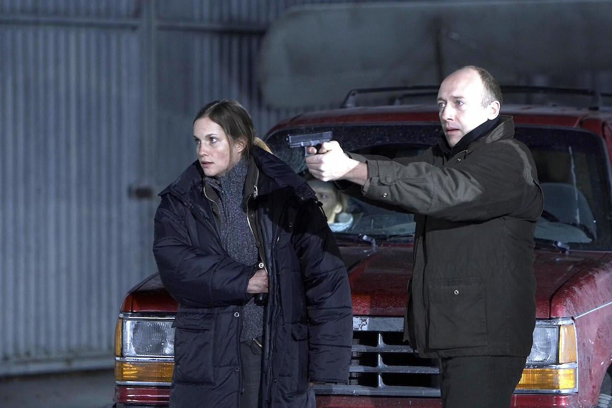 Seriál Expozitura uvedla Nova v premiéře na podzim 2011. Foto: TV Nova