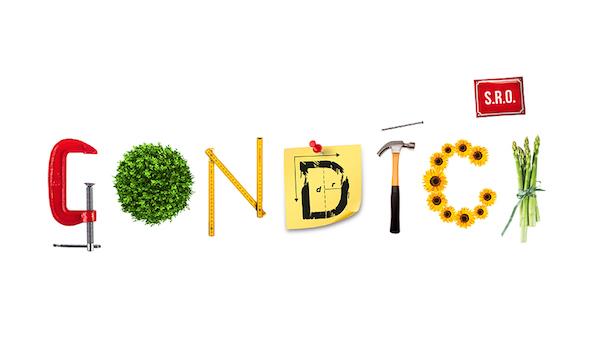 Logo pořadu Gondíci s. r. o.