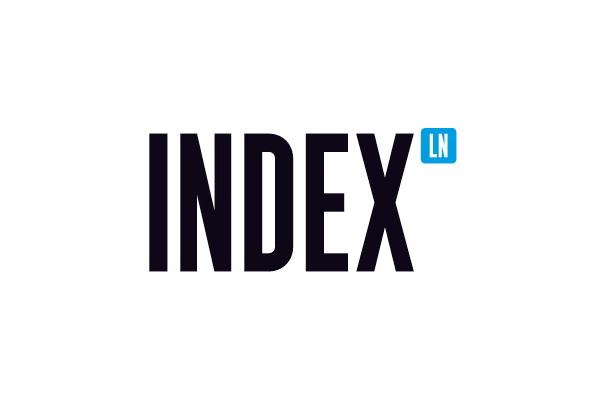 Logo nového časopisu Index LN