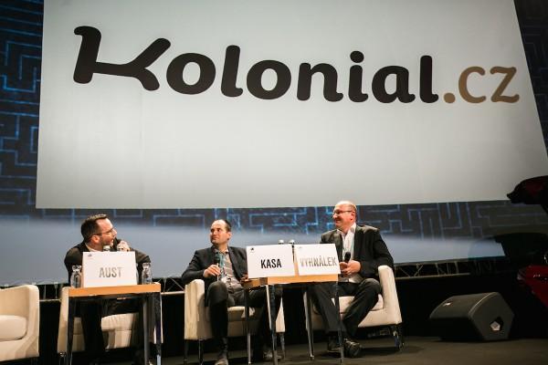 Kampaň pro Kolonial.cz připraví Bistro