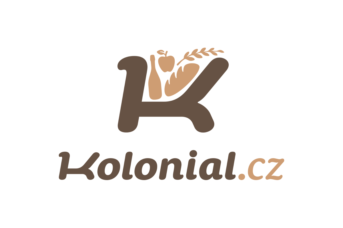 Upravené logo služby Kolonial.cz