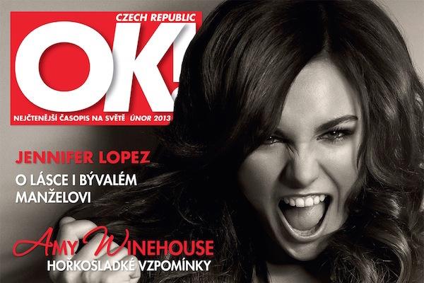 Czech News Center přebírá časopis OK! Magazine