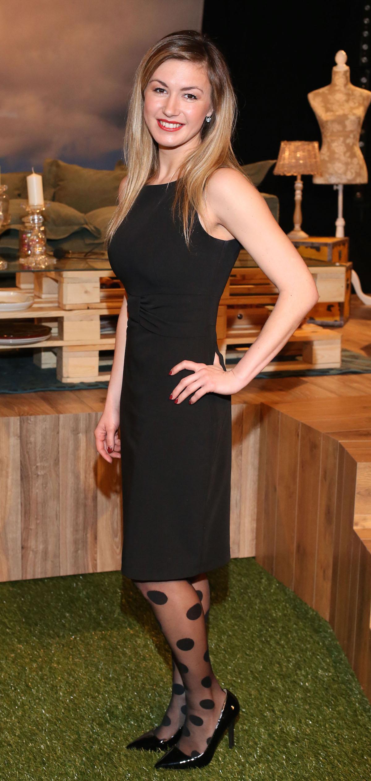 Žaneta Muchová. Foto: TV Barrandov