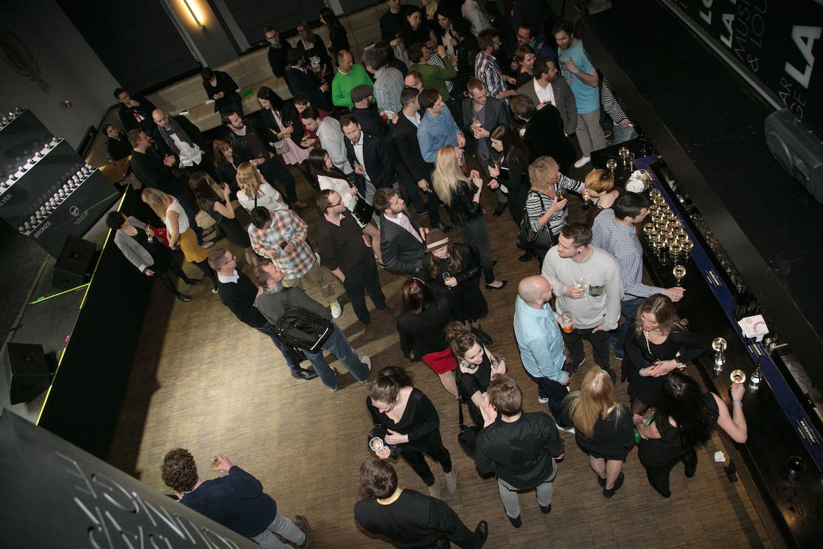 Louskáček 2015 v klubu La Loca