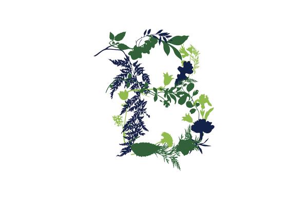 Najbrti dopracovali nové logo botanické zahrady