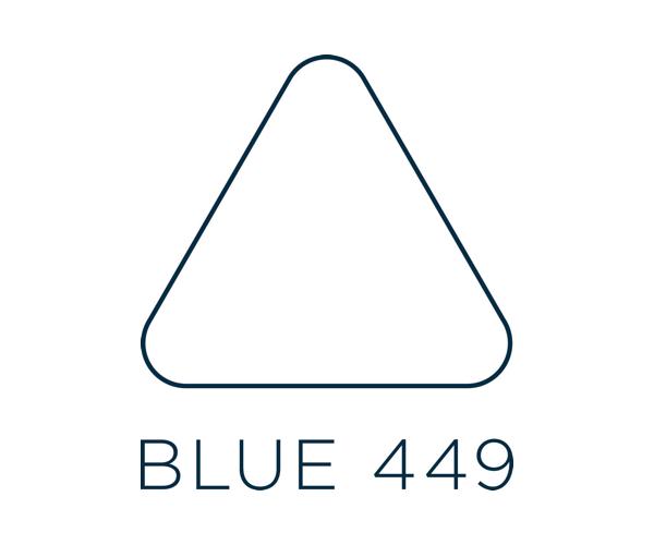 Logo sítě Blue 449