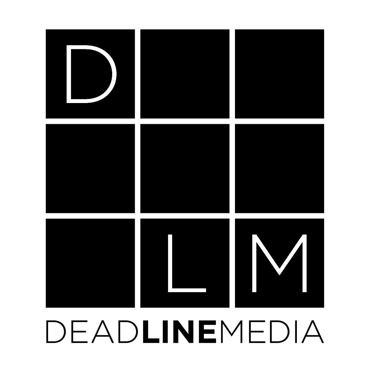 Logo firmy Dead Line Media Jakuba Ungera