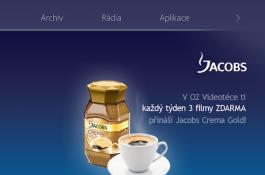 Mondelez k reklamě využívá videotéky O2 a Voyo