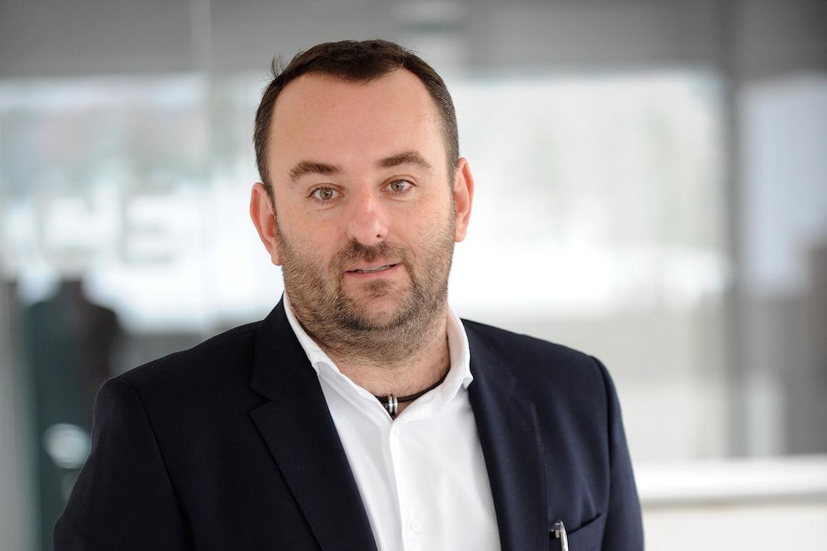 Michal Bařina, jednatel firmy Global Marketing