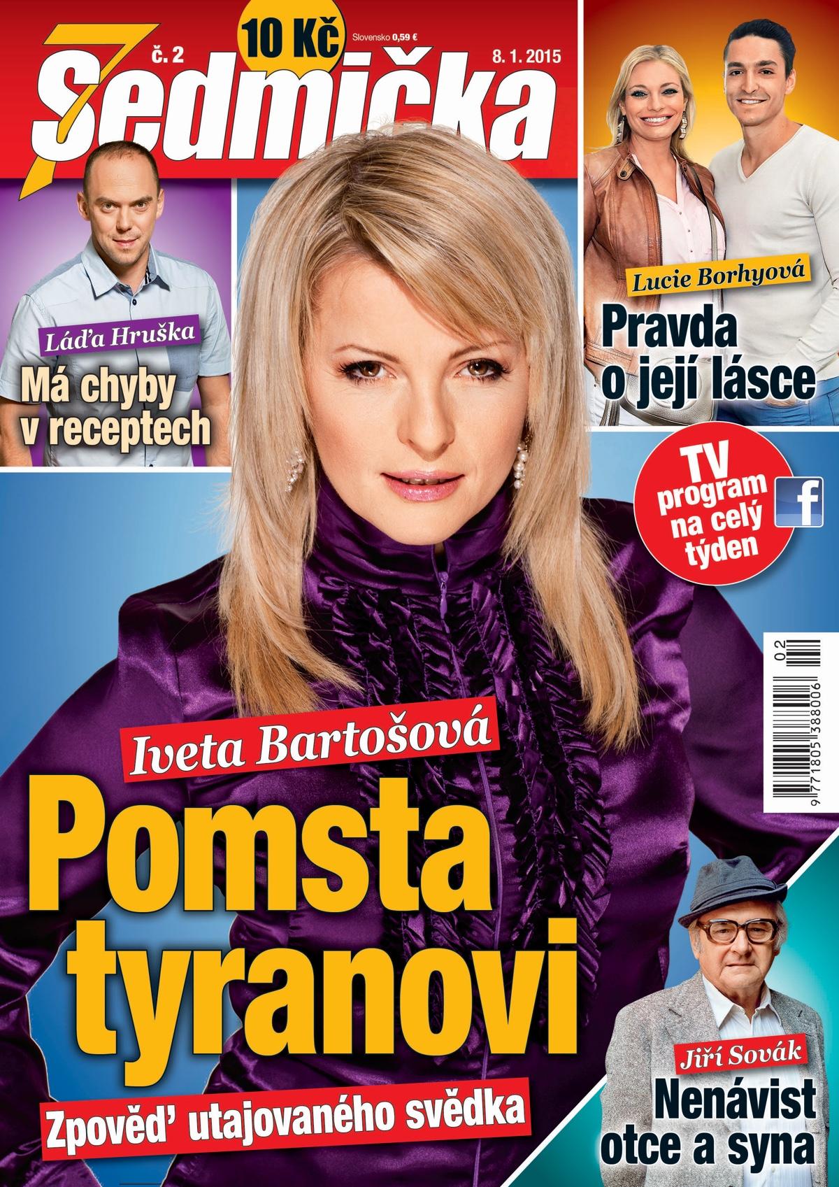 První z lednových čísel nejúspěšnějšího českého týdeníku