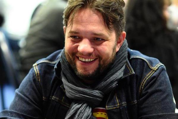 Luděk Staněk je znám také jako hráč pokeru. Foto: Tomáš Stacha, Pokerman.cz