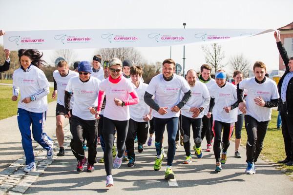 T-Mobile podpoří olympijský běh napříč Českem