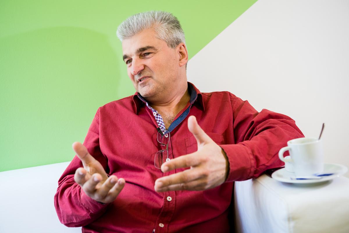 Jaroslav Kuchař. Foto: Vojta Herout